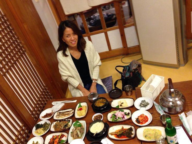 Traditional Korean Food: