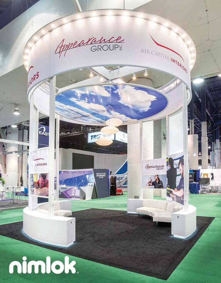 Island Exhibition Stand : Best trade show exhibits images on pinterest