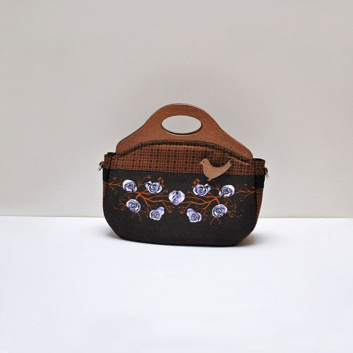 Zipová kabelka...Sen-Noc-Keř * KikiBike