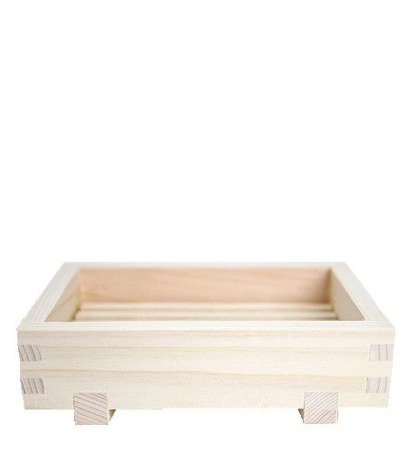 Hinoki Wood Soap Dish – BROOKFARM GENERALSTORE