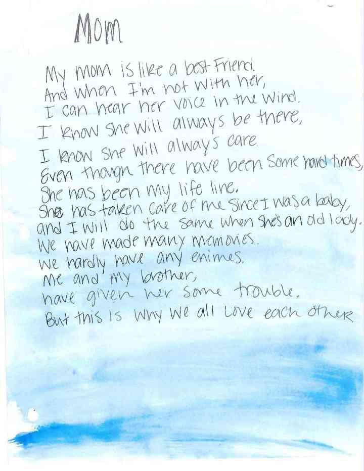 17 best images about for all mothers on pinterest happy for Mothers day poems that make you cry