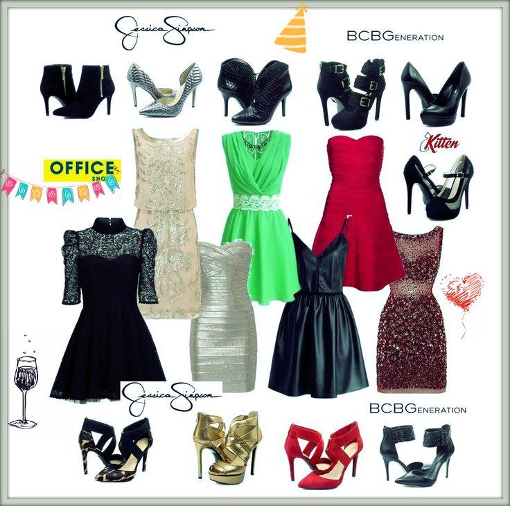 Je tu Párty time! :-) Plesy, bály, večierky, zažiarte v tom správnom sexy outfite! :-D