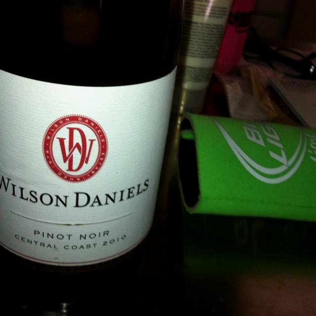 Great Pinot Noir Wilson Daniels