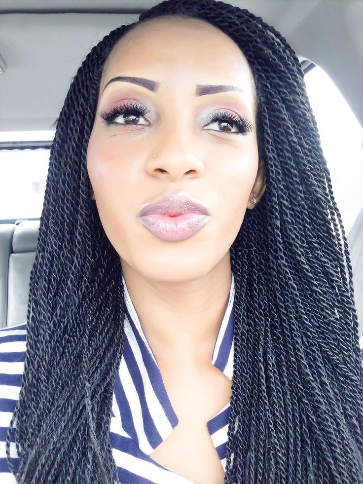 Excellent 1000 Ideas About African Braids Styles On Pinterest Braid Hairstyles For Women Draintrainus