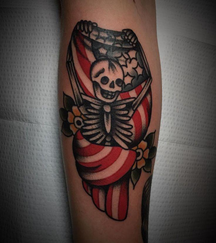 Antonio roque frederick maryland pins needles u for Tattoo frederick md