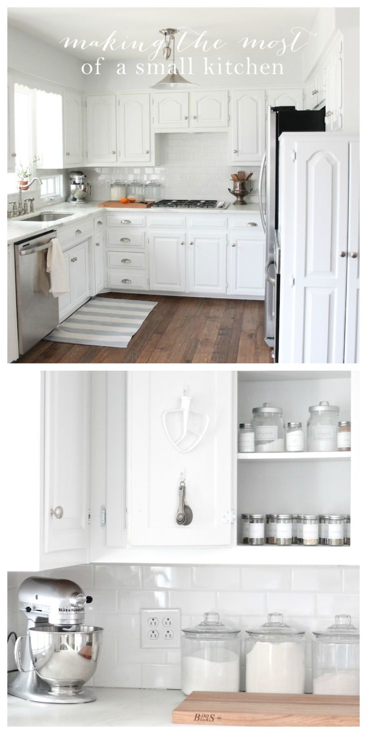 Easy & creative ways to organize your kitchen in minutes!