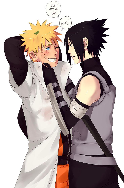 Naruto sasuke koen