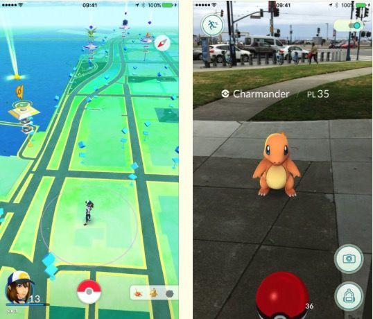 Pokémon Go si aggiorna con due novità per gli allenatori