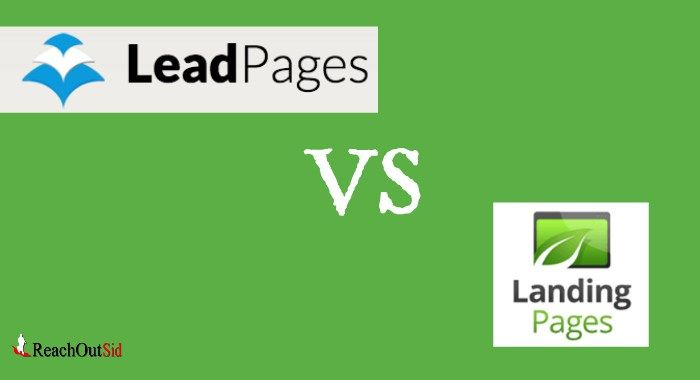 LeadPages VS Thrive Landing Pages: Which Is The Best One?