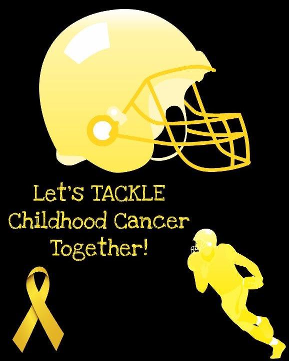 For Childhood Cancer