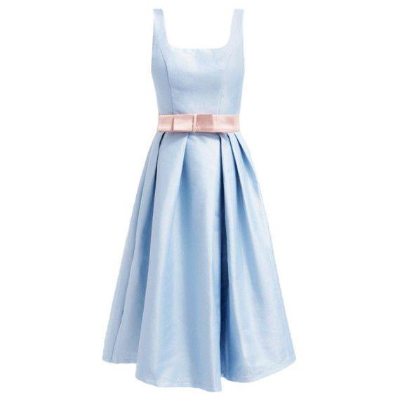 1000  ideas about Pale Blue Dresses on Pinterest  Regency dress ...