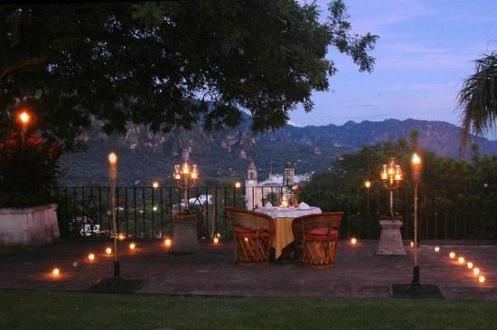 Romántico fin de semana en Tepoztlán