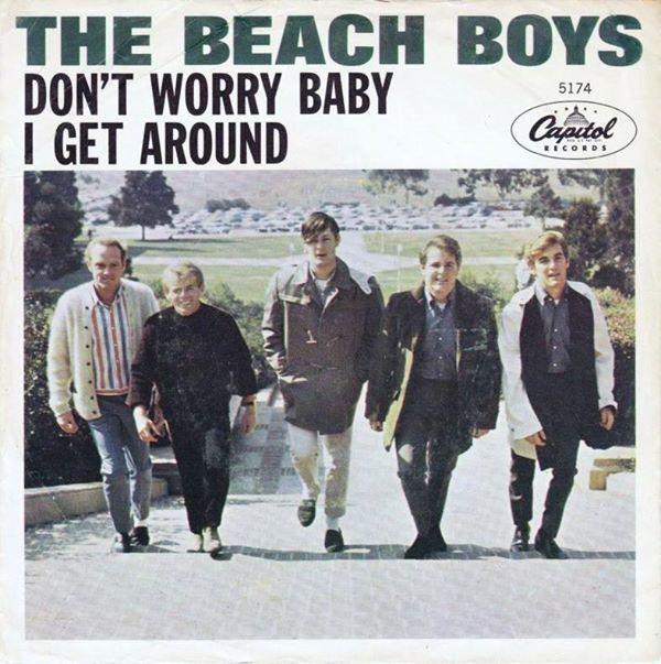 The Beach Boys Dont Worry Baby 1964
