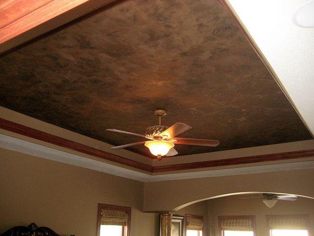 Tray Ceiling Master Bedroom Italian Finishes Bella