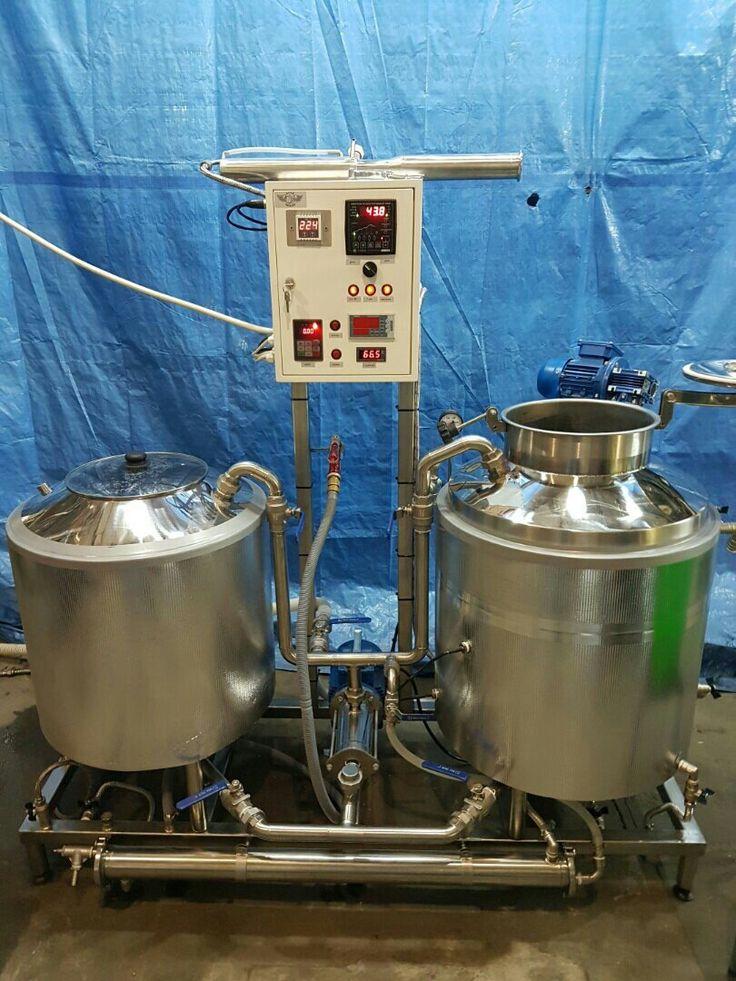Домашние пивоварни и комплексы - Высокие технологии самогоноварения