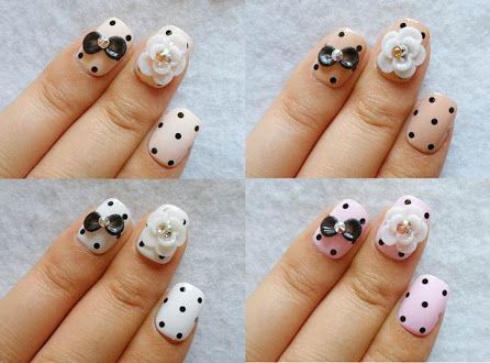 Nails for kids so cute :)