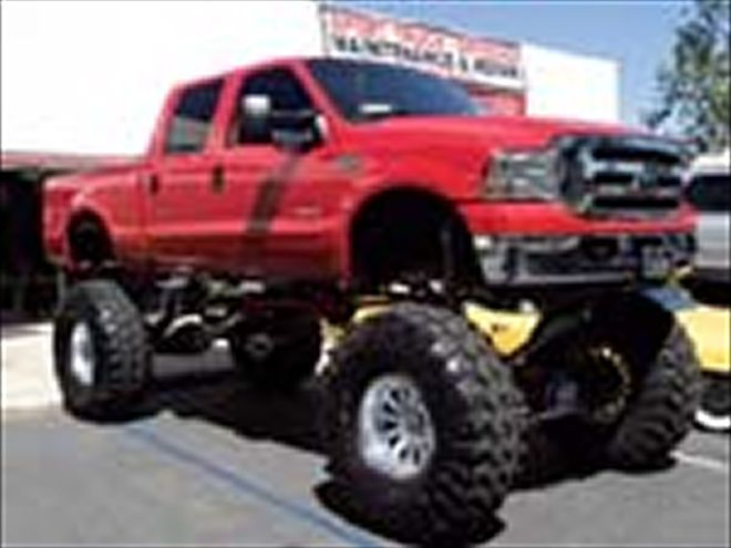 Truck Lift Kits - State Rules, Laws, and Guidelines - Sport Truck ...
