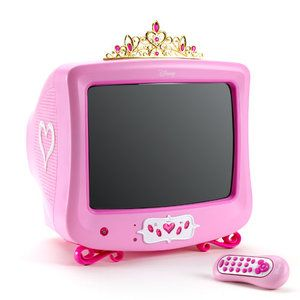 "Disney Princess 13"" Color TV with Digital Tuner #DisneyPrincessWMT"