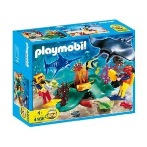 Its going to be a Playmobil Christmas :)