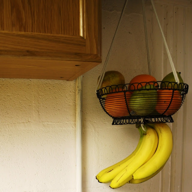 Diy Hanging Fruit Basket Ideas And Pictures: 16 Best Images About Kitchen Ideas On Pinterest