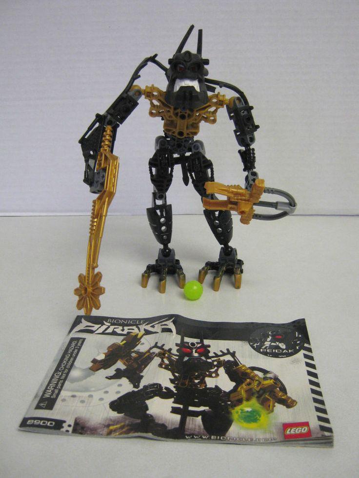 Lego Bionicle Piraka Reidak 8900