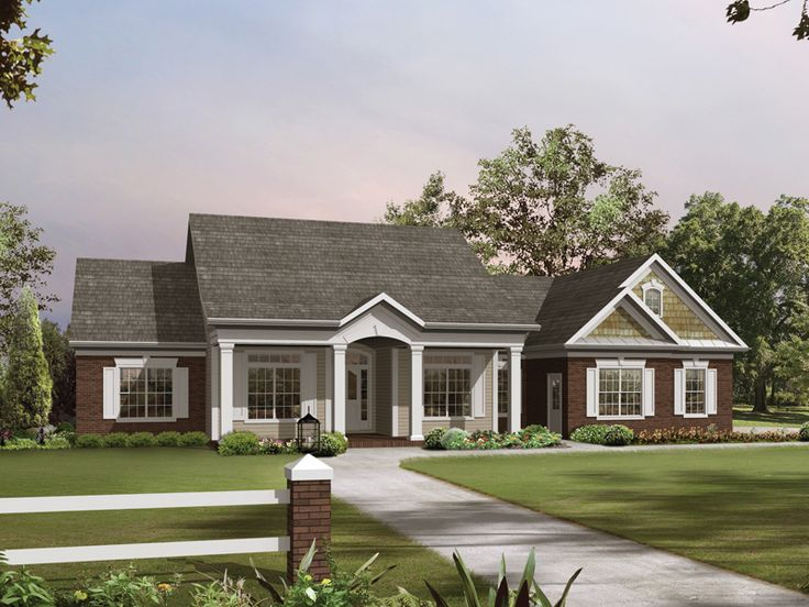 91 best future renovation new england ranch images on for House plans with future additions