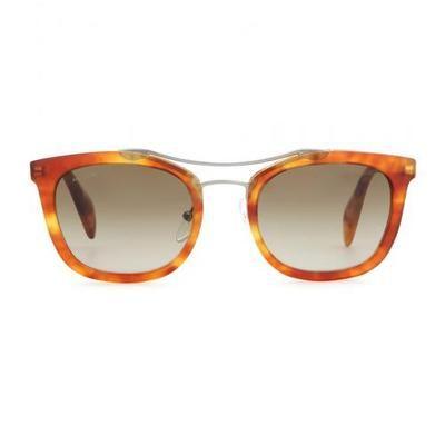 Prada - Sunglasses #eyewear #prada #sunny #designer #covetme