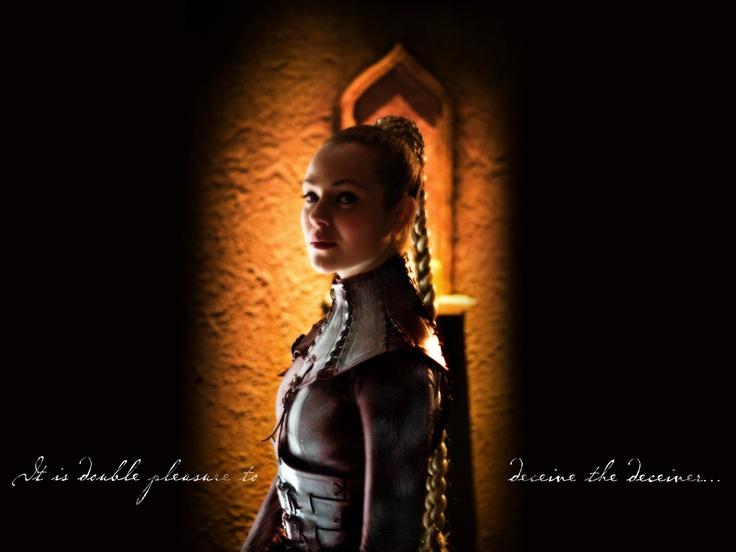 """""""Legend of the seeker"""" Mistress Denna"""