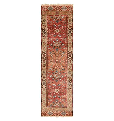 Langdon Hand-Knotted Rug 2.5' X 9'  E1826