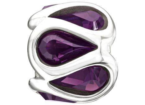 Embrace- Purple Swarovski