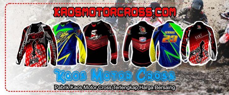 Kaos Motor Cross - Pusat pembuatan kaos motor terlengkap di Bandung