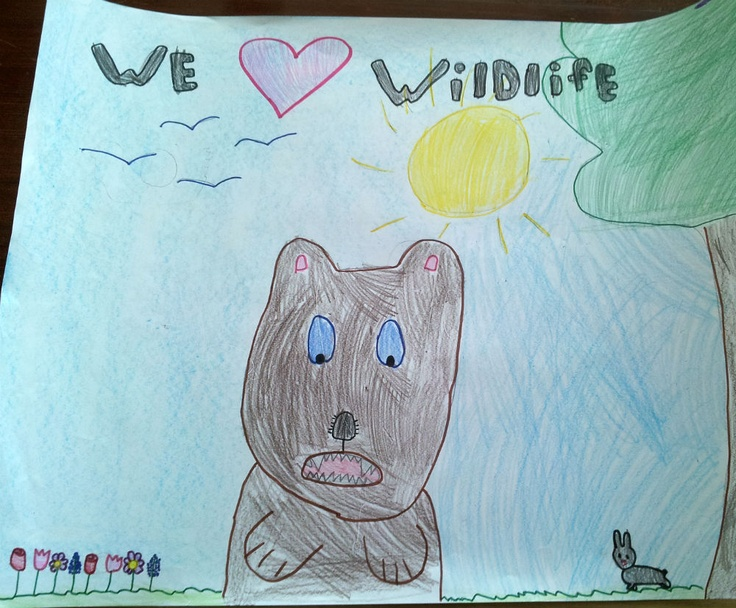 #Kids from schools across Ontario submitted #artwork to support WWF #Canada