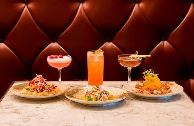 Iconic bar at #AsiadeCuba launches cocktail and ceviche pairing menu #ProAuction #Hospitality #Catering #Auctions