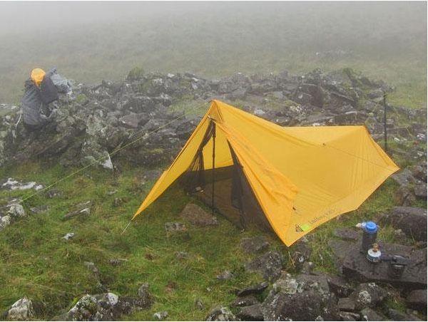 876 g leichtes 1-Personen Zelt