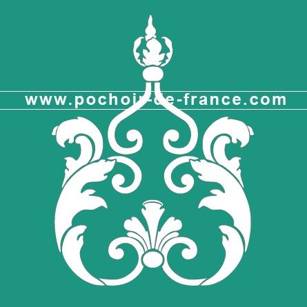 Stencil designs pinterest meubles et pochoirs - Feuille d acanthe ...