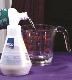 Telecast Thursday - Homemade Quilt Basting Spray