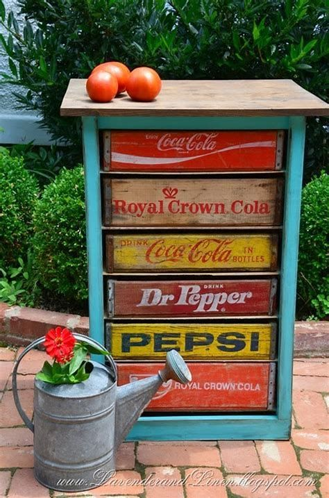 Image result for project with Coca Cola crates