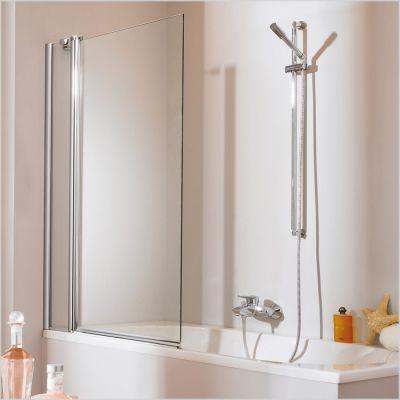 Hüppe Hüppe 501 Design Pure Badewannenaufsatz 2-teilig
