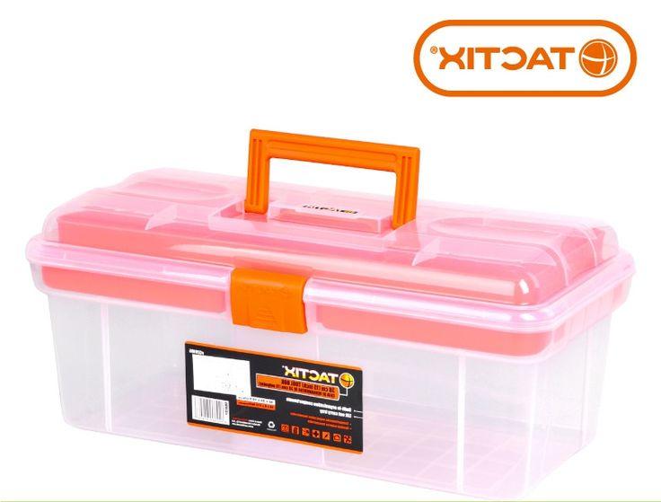 37.76$  Watch here - https://alitems.com/g/1e8d114494b01f4c715516525dc3e8/?i=5&ulp=https%3A%2F%2Fwww.aliexpress.com%2Fitem%2FTool-box-for-household-multi-purpose-large-plastic-storage-box-tool-box-painting-art-toolbox%2F32630093822.html - TACTIX 15inch toolbox for household multi-purpose large plastic storage box  painting art toolbox 37.76$