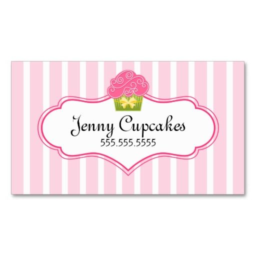 520 best bakery business card templates images on pinterest bakery whimsical cupcake bakery business cards cheaphphosting Image collections