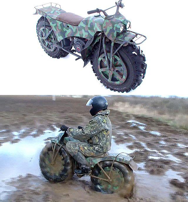 taurus 2x2 allterrain motorcycle