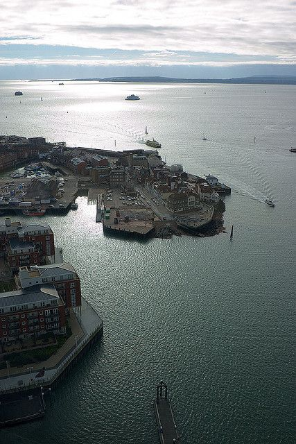 Portsmouth and Isle of Wight, England