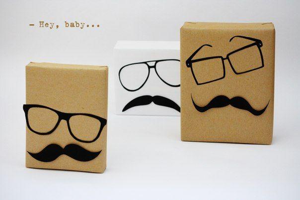 упаковка подарков своими руками парню - Пошук Google