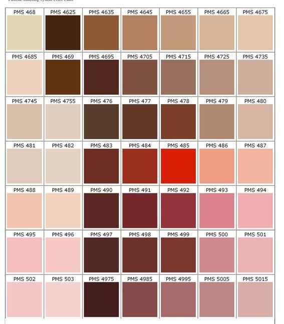 36 best Color images on Pinterest Color palettes, Pantone - sample pms color chart
