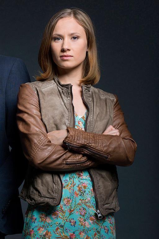 #Tatort Team Erfurt: Alina Levshin als Kommissarin Johanna Grewel / Bildquelle: MDR/ Guido Werner
