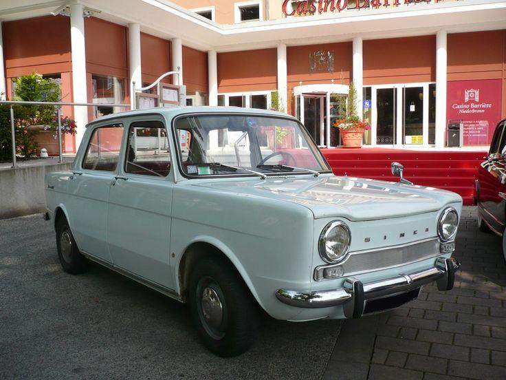 SIMCA 1000 berline Niederbronn (1)