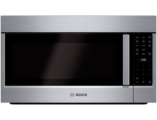 Over-the-Range Microwave w/ Convection - HMVP052U (can be vented to exterior, 385 CFM)