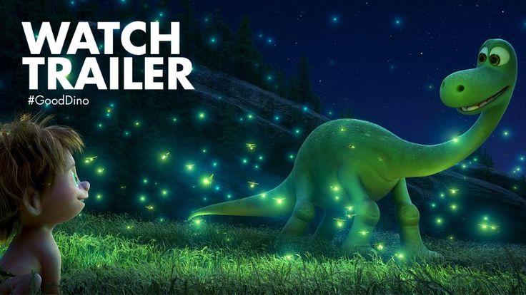 Mira el tráiler de 'Un Gran Dinosaurio' de Disney•Pixar #CINE