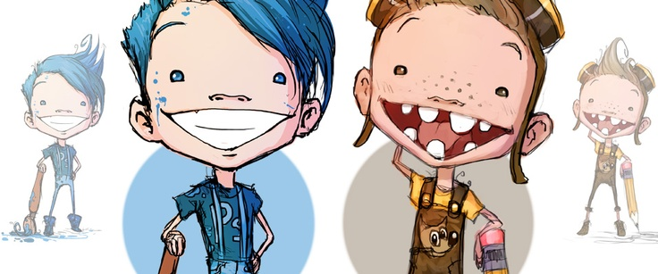 Best Character Design Courses : Best concept education images on pinterest