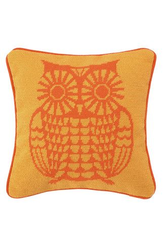 Bujo Pillow in Red design by Trina Turk